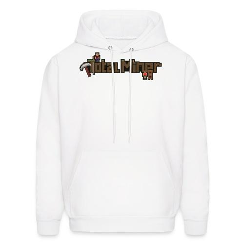 Total Miner Logo Hoodie - Men's Hoodie