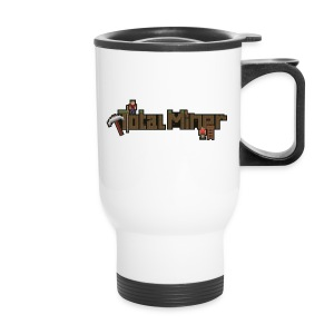 Total Miner Logo Travel Mug - Travel Mug
