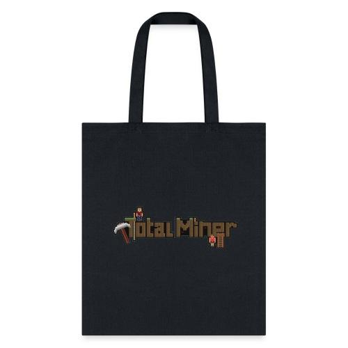 Total Miner Logo Tote Bag - Tote Bag