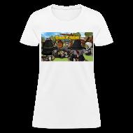 T-Shirts ~ Women's T-Shirt ~ Town of Salem Female Shirt - White
