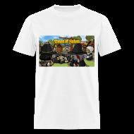 T-Shirts ~ Men's T-Shirt ~ Town of Salem Male Shirt - White