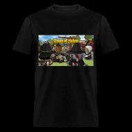 T-Shirts ~ Men's T-Shirt ~ Town of Salem Male Shirt - Black
