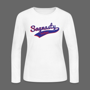 Sagnasty - Women's Long Sleeve Jersey T-Shirt