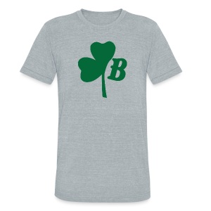 Boston Clover - Unisex Tri-Blend T-Shirt