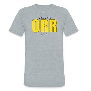 Skate Orr Die - Unisex Tri-Blend T-Shirt