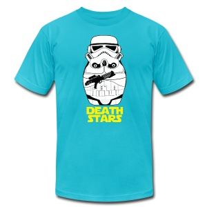 Storm Trooping - Men's T-Shirt by American Apparel