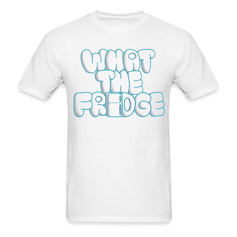 What the Fridge (Men) - Men's T-Shirt