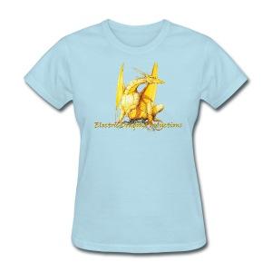 Electric Dragon Productions (Women) - Women's T-Shirt