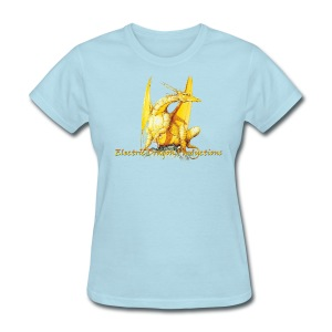 Electric Dragon Productions (Women) - Women's T-Shirt