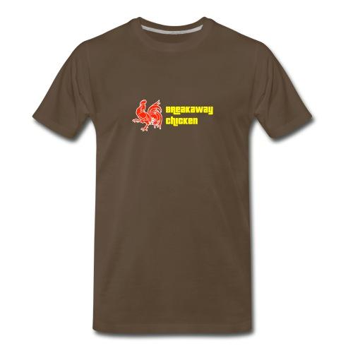 Men's Breakaway Chicken Shirt - Men's Premium T-Shirt