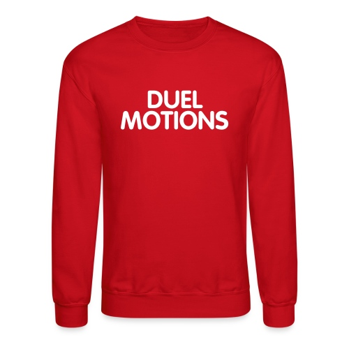 DuelMotions Official Crewneck - Crewneck Sweatshirt