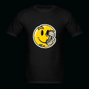 Smiley Zombie - Men's T-Shirt