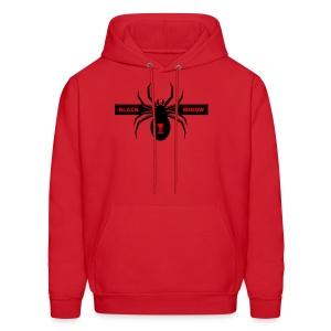 Men's Black Widow Hoodie - Men's Hoodie