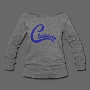 Clawson - Women's Wideneck Sweatshirt