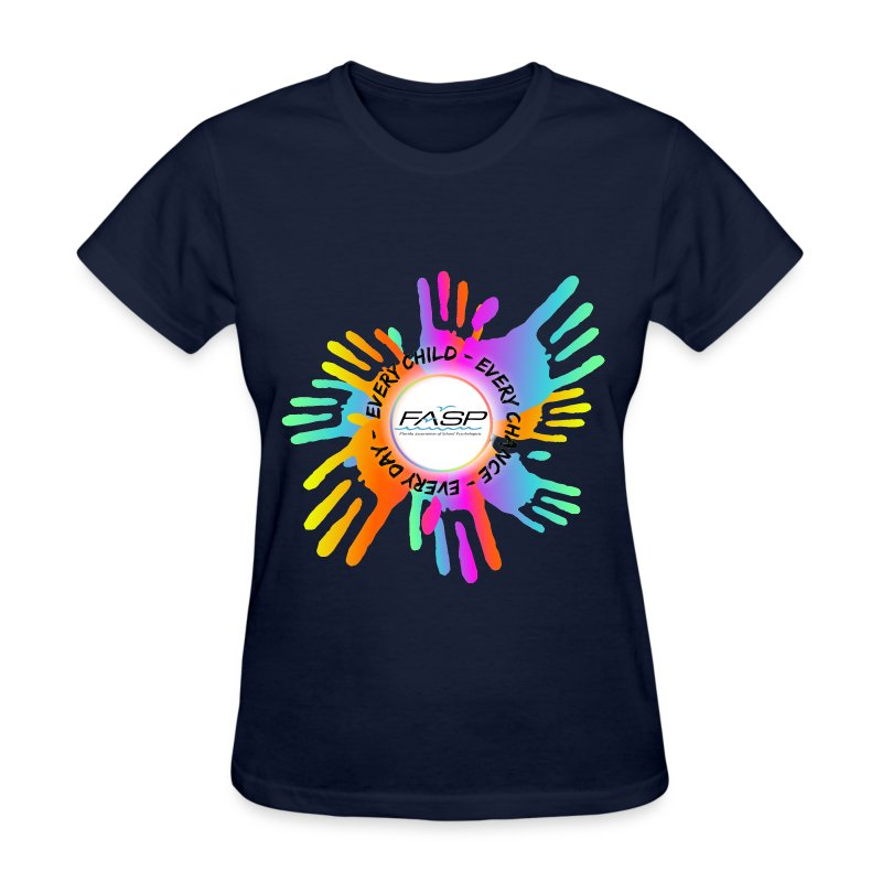 FASP logo hands - Women's T-Shirt