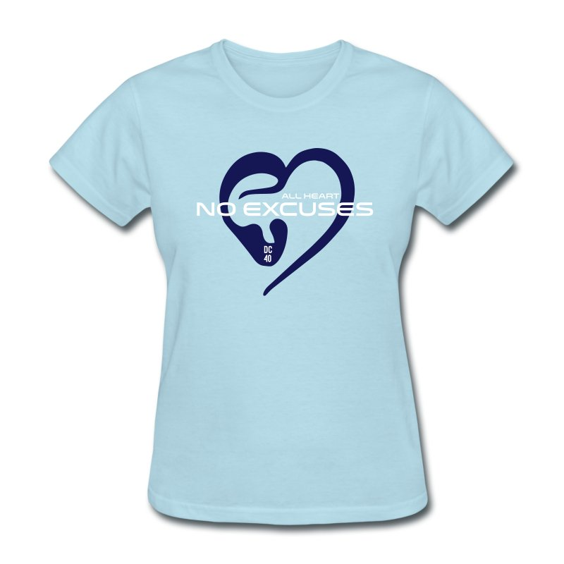 allheart - Women's T-Shirt