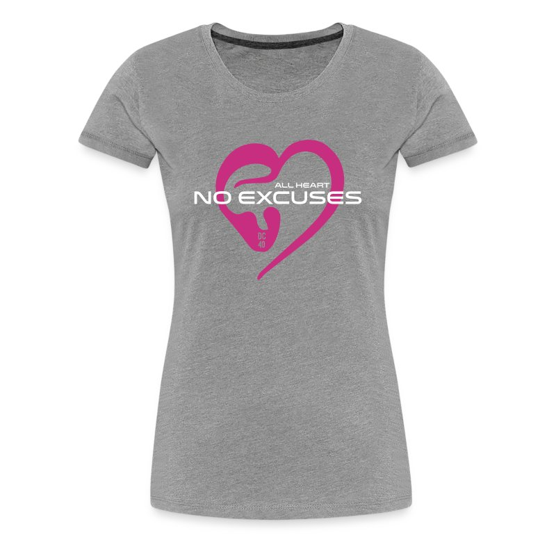 allheart2 - Women's Premium T-Shirt