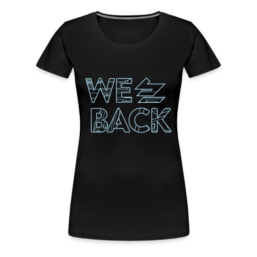 bacKkk - Women's Premium T-Shirt