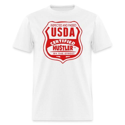 L.O.A.H. (Life Of A Hustler) - Men's T-Shirt
