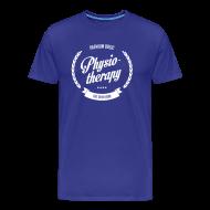 T-Shirts ~ Men's Premium T-Shirt ~ Premium Physiotherapy