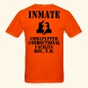 Chilipepper Correctional Facility - Red (standard) - Men's T-Shirt