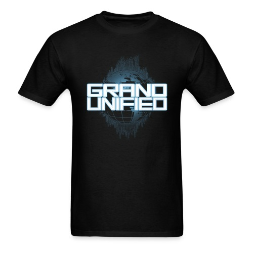 Grand Unified Planet - Men's T-Shirt