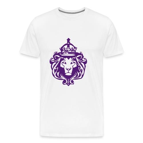 Heart of a Loin - Men's Premium T-Shirt