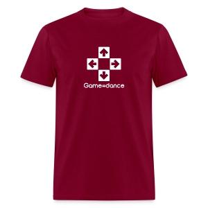 Game=dance   Men's - Men's T-Shirt