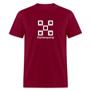 Game=pump   Men's - Men's T-Shirt