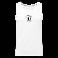 Sportswear ~ Men's Premium Tank ~ Badlands Logo Unisex Tank