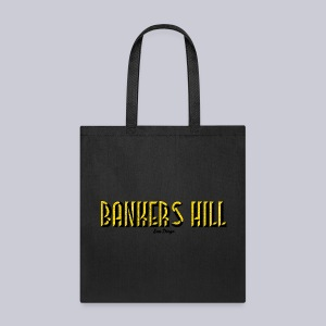 Bankers Hill  - Tote Bag