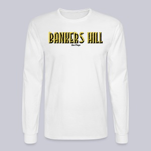 Bankers Hill  - Men's Long Sleeve T-Shirt