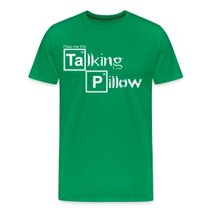 Talking Pillow - Men's Premium T-Shirt