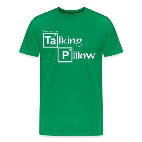 Talking Pillow - Men's Premium T-Shirt