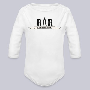 Black Mountain Ranch  - Long Sleeve Baby Bodysuit