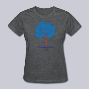 Burlingame - Women's T-Shirt