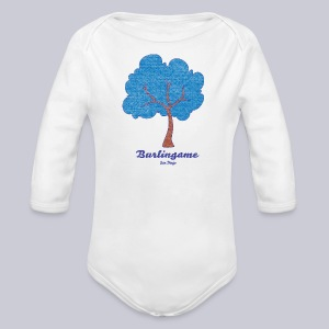 Burlingame - Long Sleeve Baby Bodysuit