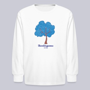 Burlingame - Kids' Long Sleeve T-Shirt
