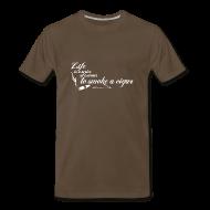 T-Shirts ~ Men's Premium T-Shirt ~ A series of excuses