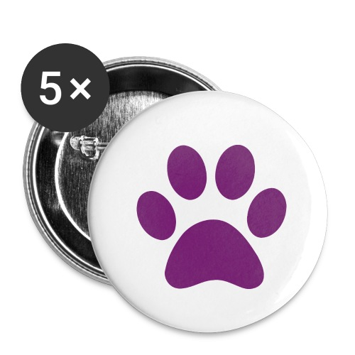 Donation Pins - Buttons small 1'' (5-pack)