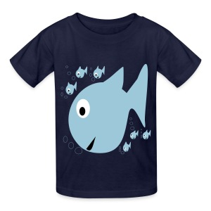 Fishes - Kids' T-Shirt