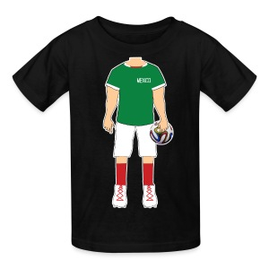 Mexico - Kids' T-Shirt