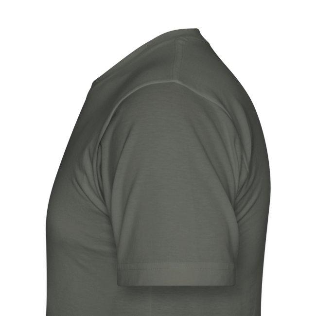 Mission Log Gray Shirt