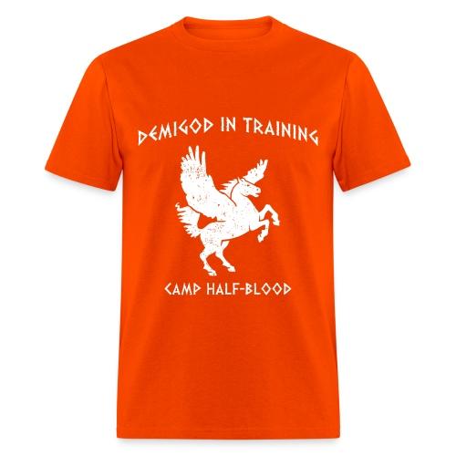 Demigod in Training - Men's T-Shirt
