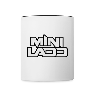Mini Ladd Logo Mug - Contrast Coffee Mug