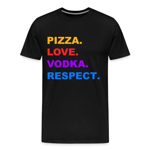 Men's PLVR Tee - Men's Premium T-Shirt