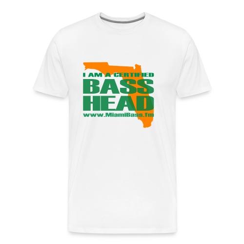 Bass Head - Men's Premium T-Shirt