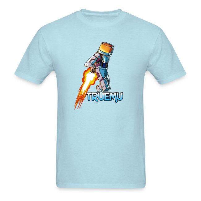 Men's T-Shirt: Jetpack TrueMU!