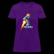 Women's T-Shirts ~ Women's T-Shirt ~ Women's T-Shirt: Jetpack TrueMU!