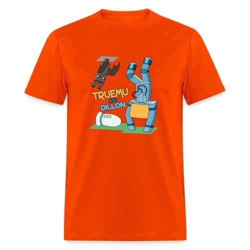 Men's T-Shirt: TrueMU and Dillon! - Men's T-Shirt